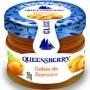Geleia Queensberry Morango / Damasco 28 gramas - caixa com 72 unidades.