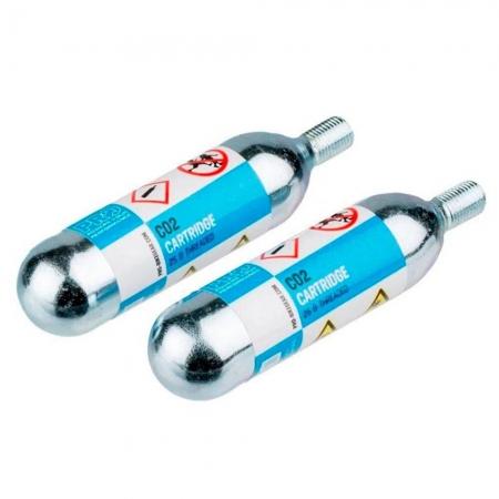 CARTUCHO CO2 PRO/SHIMANO 25GR (2PCS) (1010072)