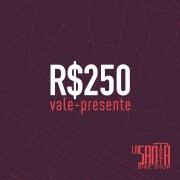 Vale-Presente La Santa Bike Shop - R$ 250