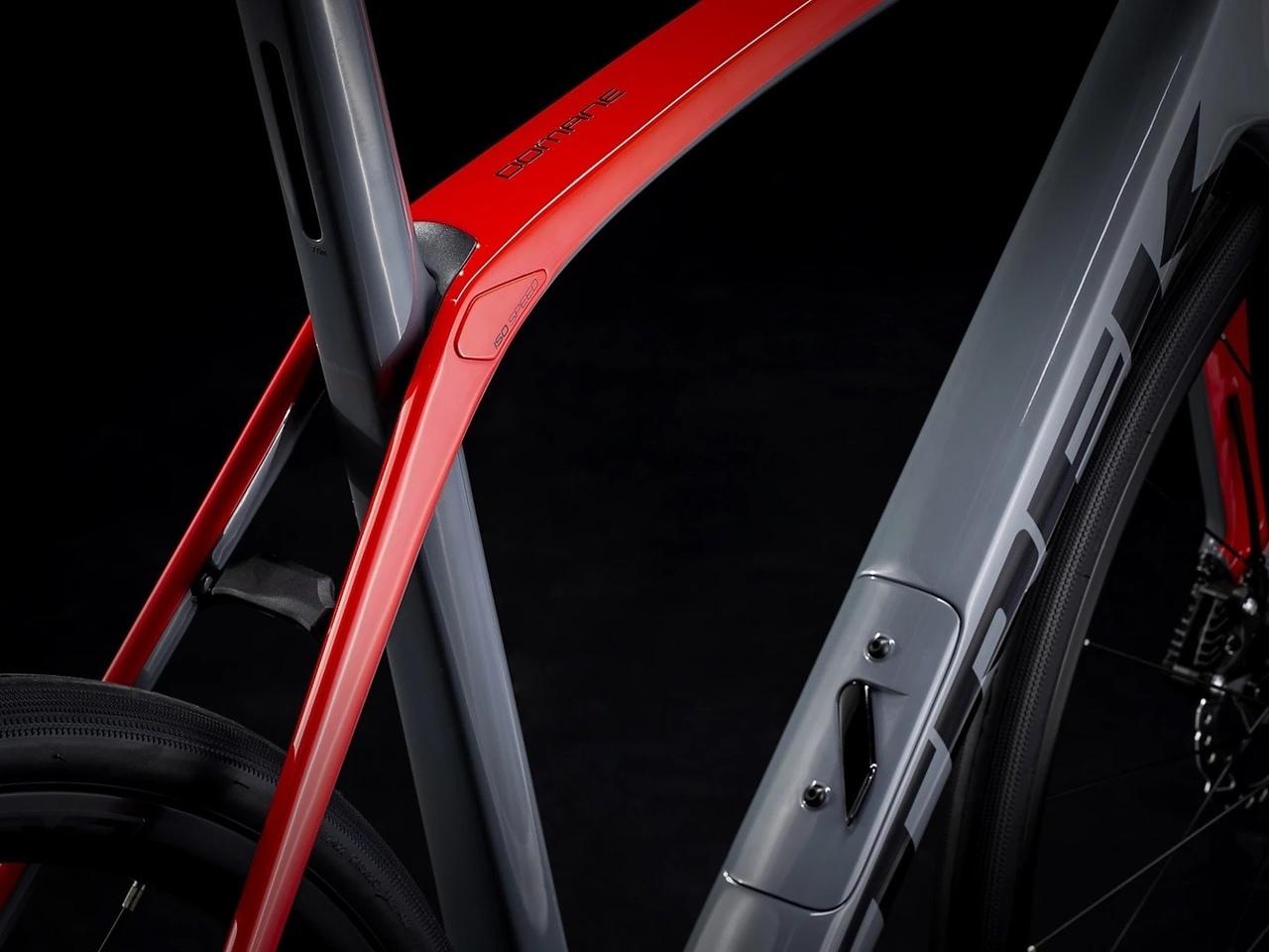 BICICLETA ROAD TREK DOMANE SL 4 A21 TAM.56 CNZ-VRM (585361)