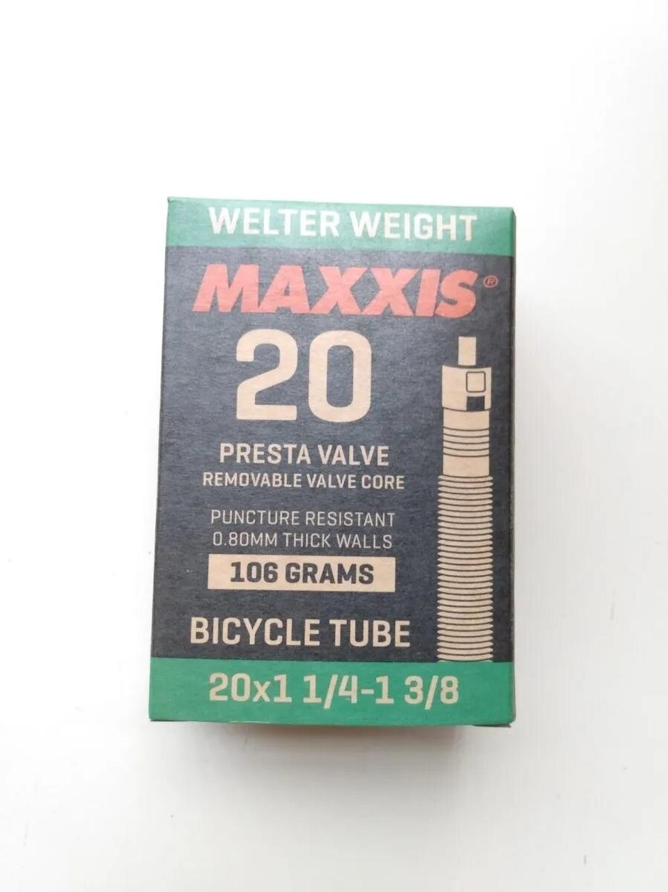 CAMARA DE AR MAXXIS 20X1X1/4-1X3/8 VALV (2435-05590)