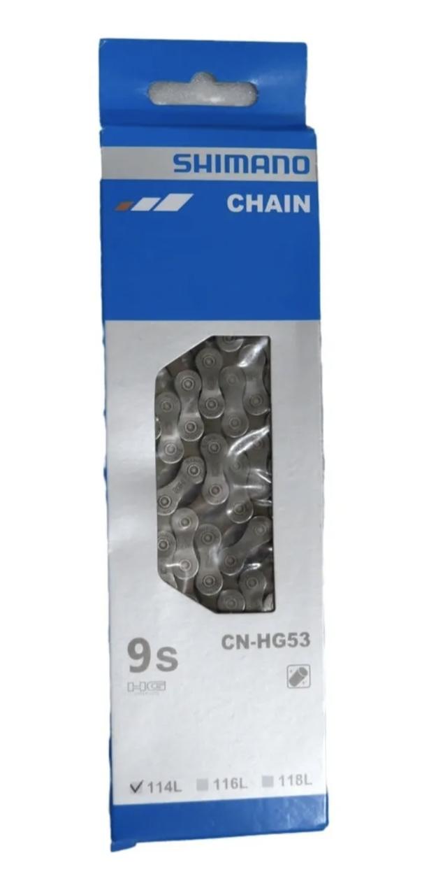 CORRENTE SHIMANO CN-HG53 114L 9V (1090030)