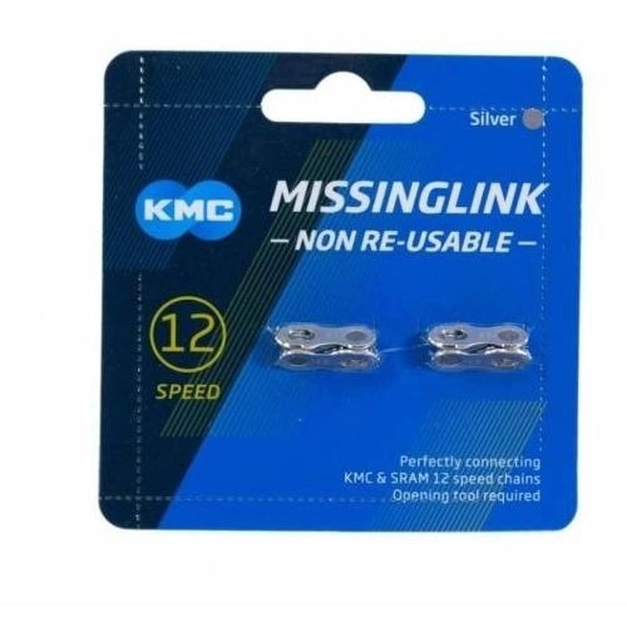 EMENDA CORRENTE KMC 12V CL552-NP CROM (43930)