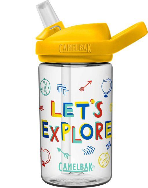 GARRAFA CAMELBAK EDDY KIDS 400ML EXPLORE (750625-EPR)