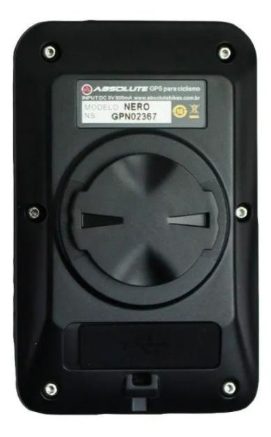GPS ABSOLUTE NERO, PTO/CINZA (51618)