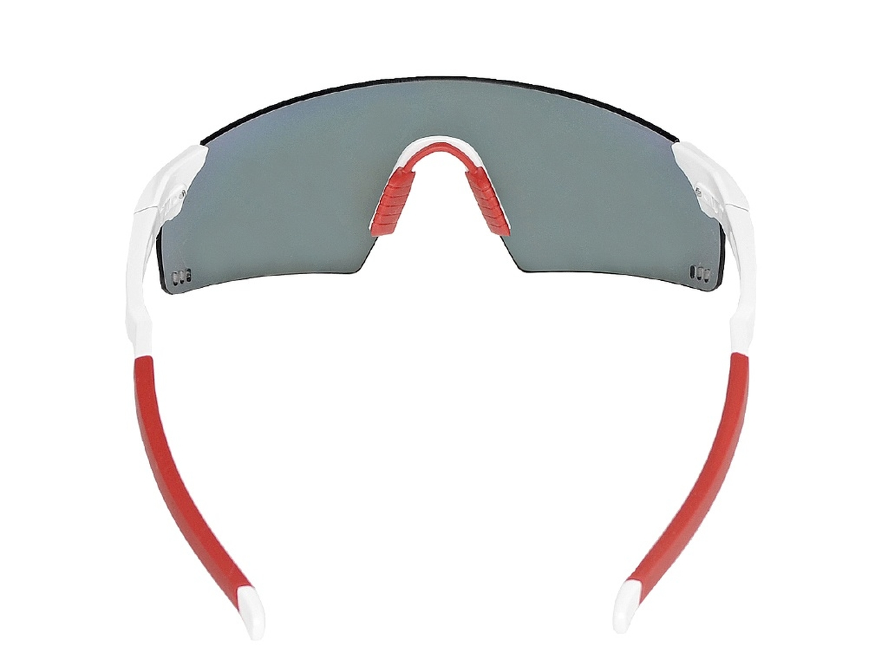 OCULOS HB QUAD R PEARLED WHITE RED CHROME (10100230407027)