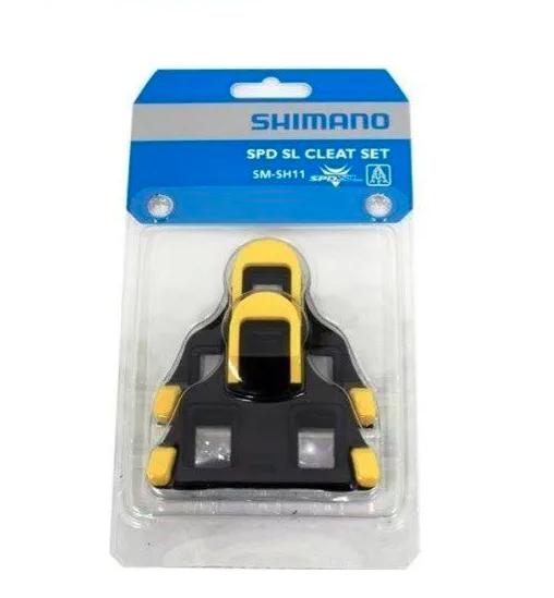 TAQUINHO SHIMANO PARA PEDAL SPEED SM-SH11 AMR (1261617)