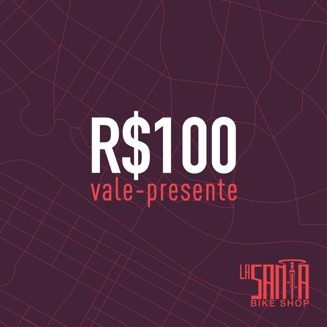 Vale-Presente La Santa Bike Shop - R$ 100