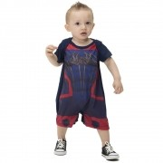 Fantasia de Super Menino Caranguejo para bebês