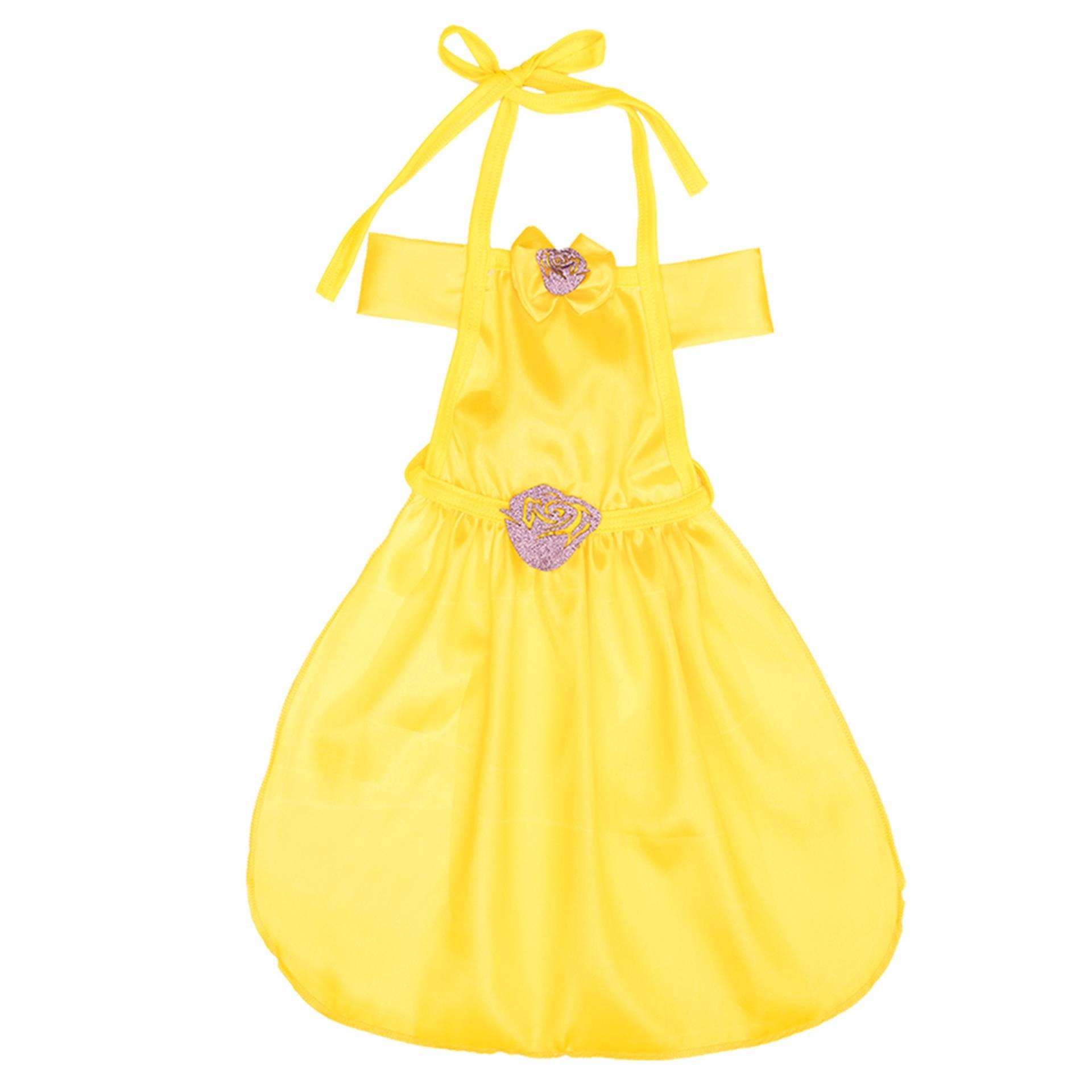 Fantasia de Princesa Arabella avental infantil