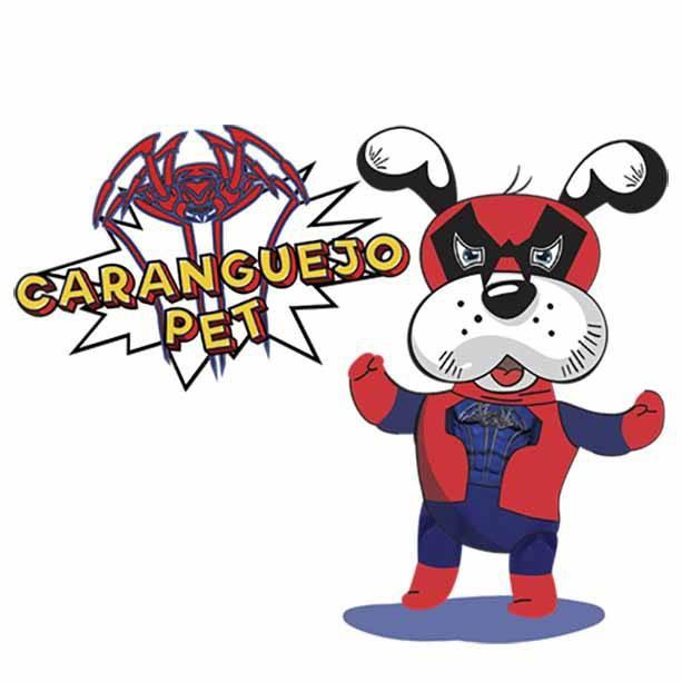 Cama para Pets do Herói Caranguejo no Tam P, M e G