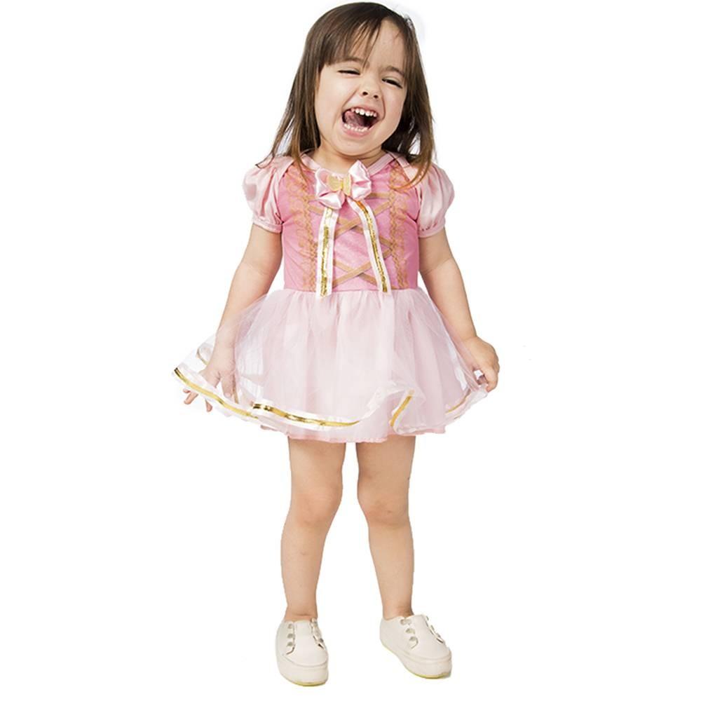 Fantasia da Princesa Annye para Bebês