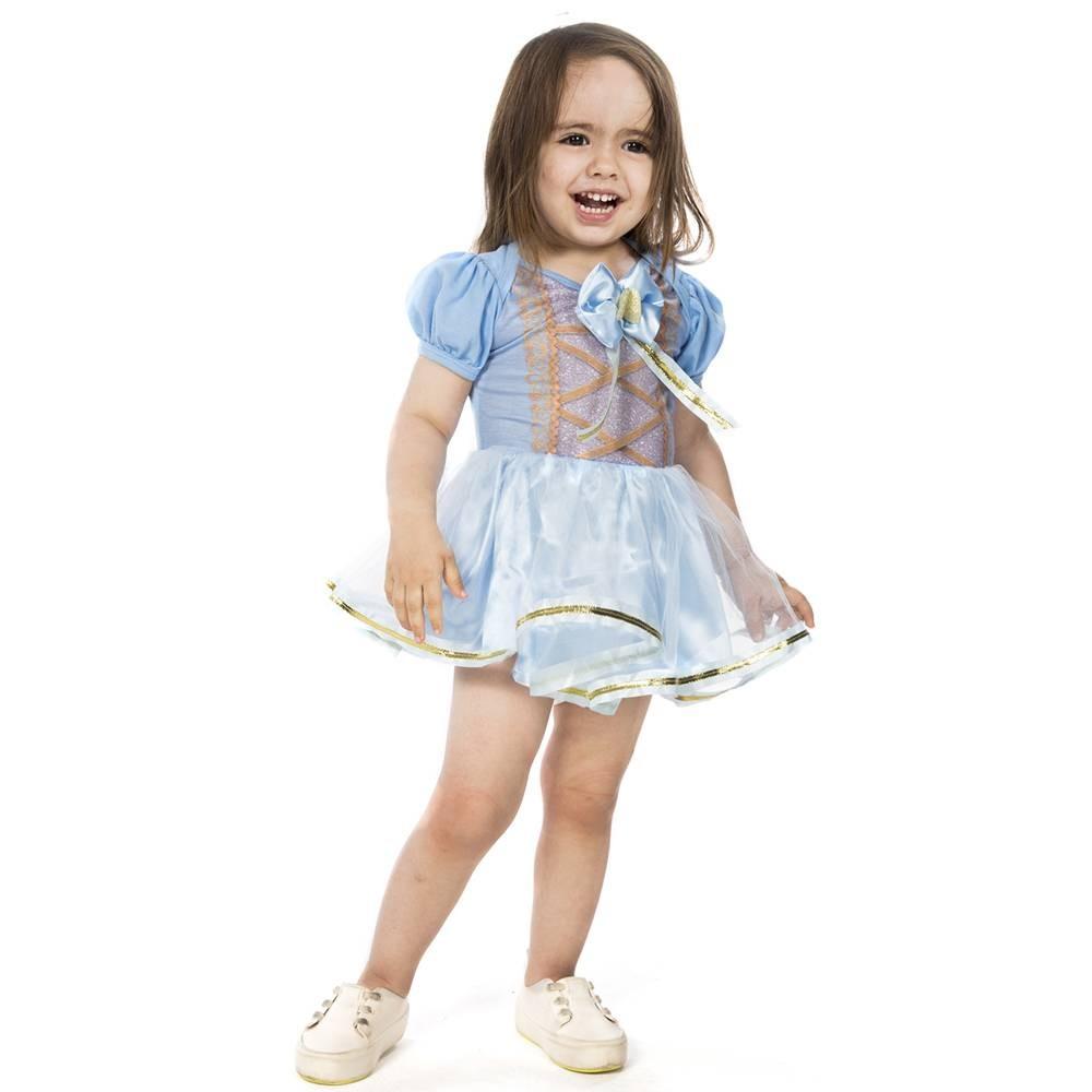 Fantasia da Princesa Sophie para bebês