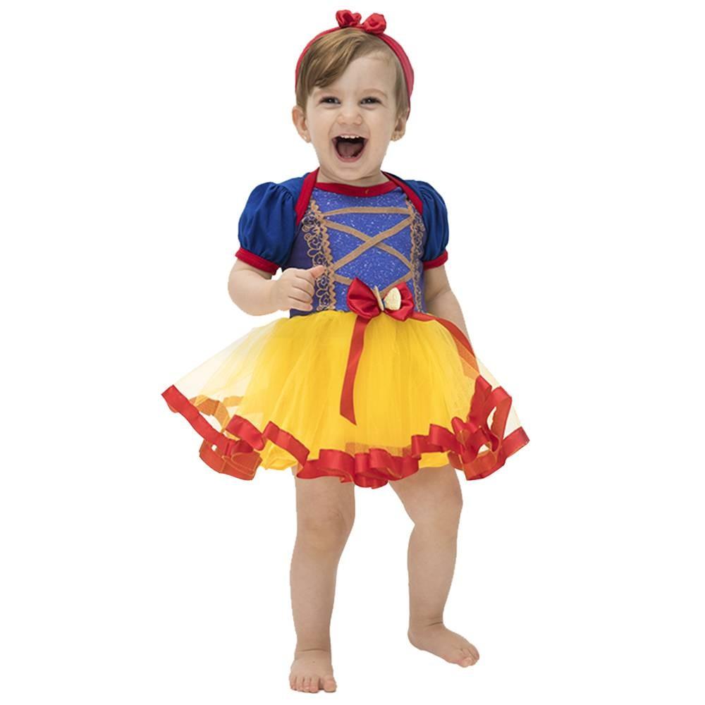 Fantasia da Princesa Valery para Bebês