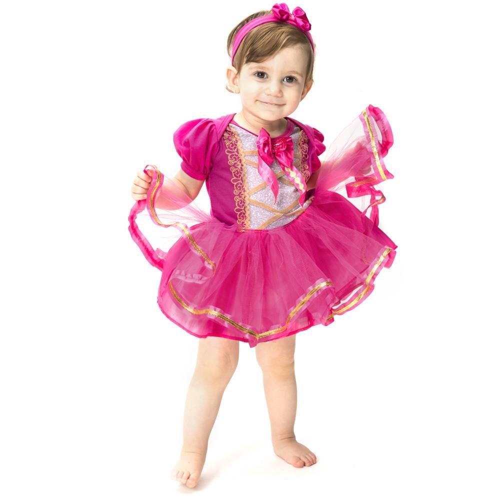 Fantasia da Princesa Victoria para Bebês