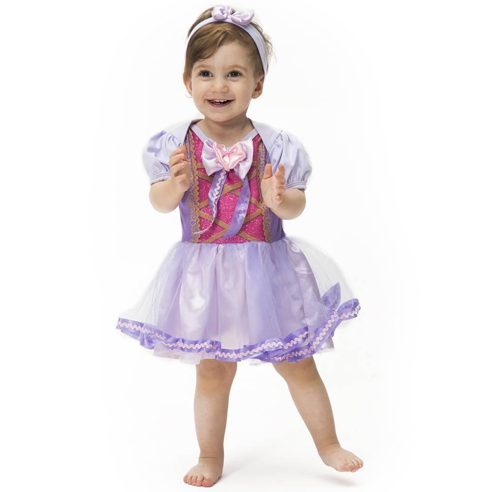 Fantasia de Princesa Charlot para Bebes