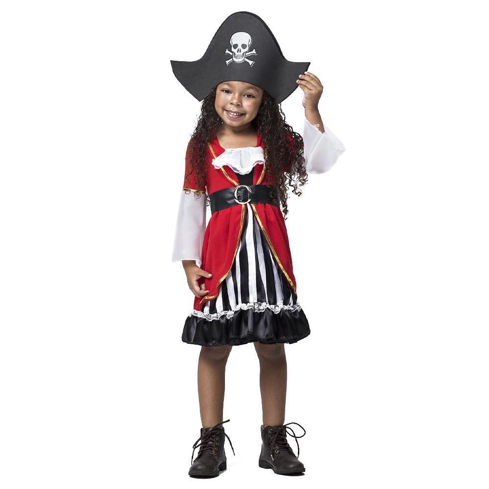 Fantasia infantil Pirata Rebelde