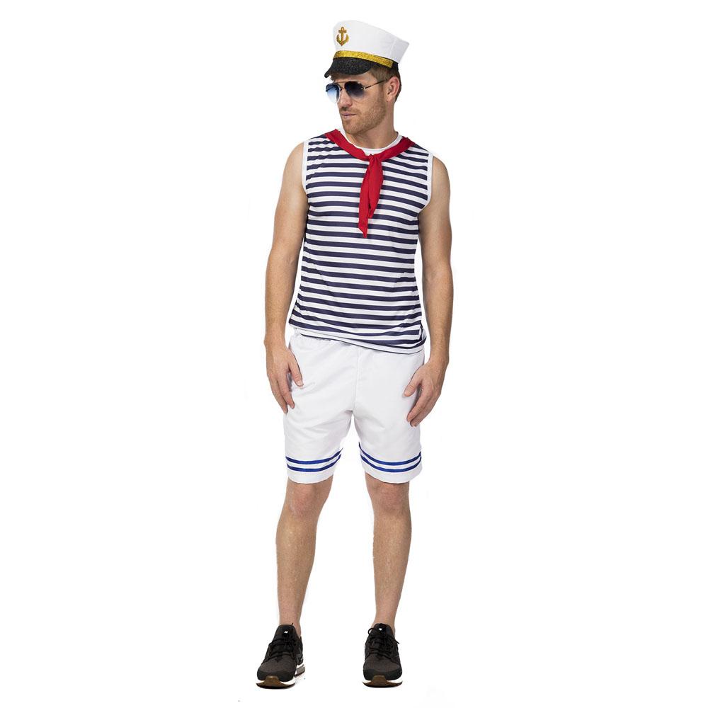 Fantasia Marinheiro Otto Adulto