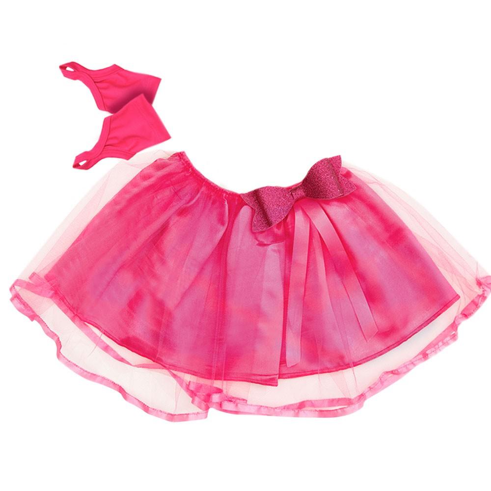 Kit saia Pink