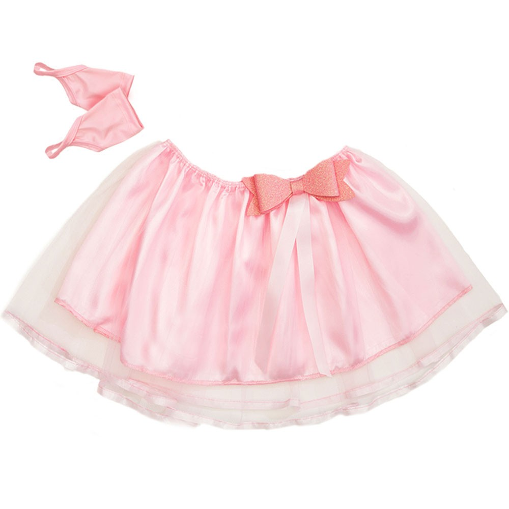 Kit Saia Rosa Bebê