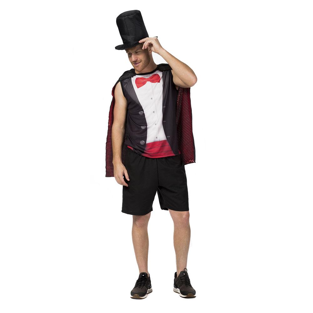 Mágico Mister S Adulto