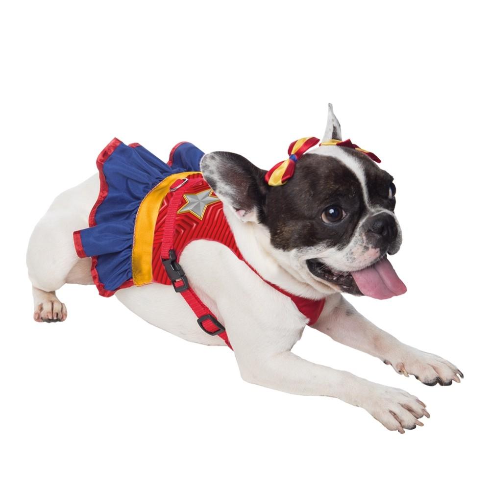 Peitoral  Super Star para cachorro , P ao G
