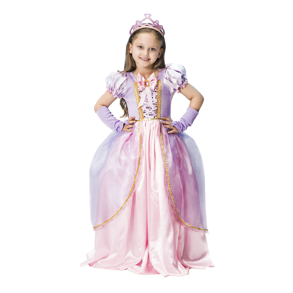 Fantasia Princesa Charlot luxo