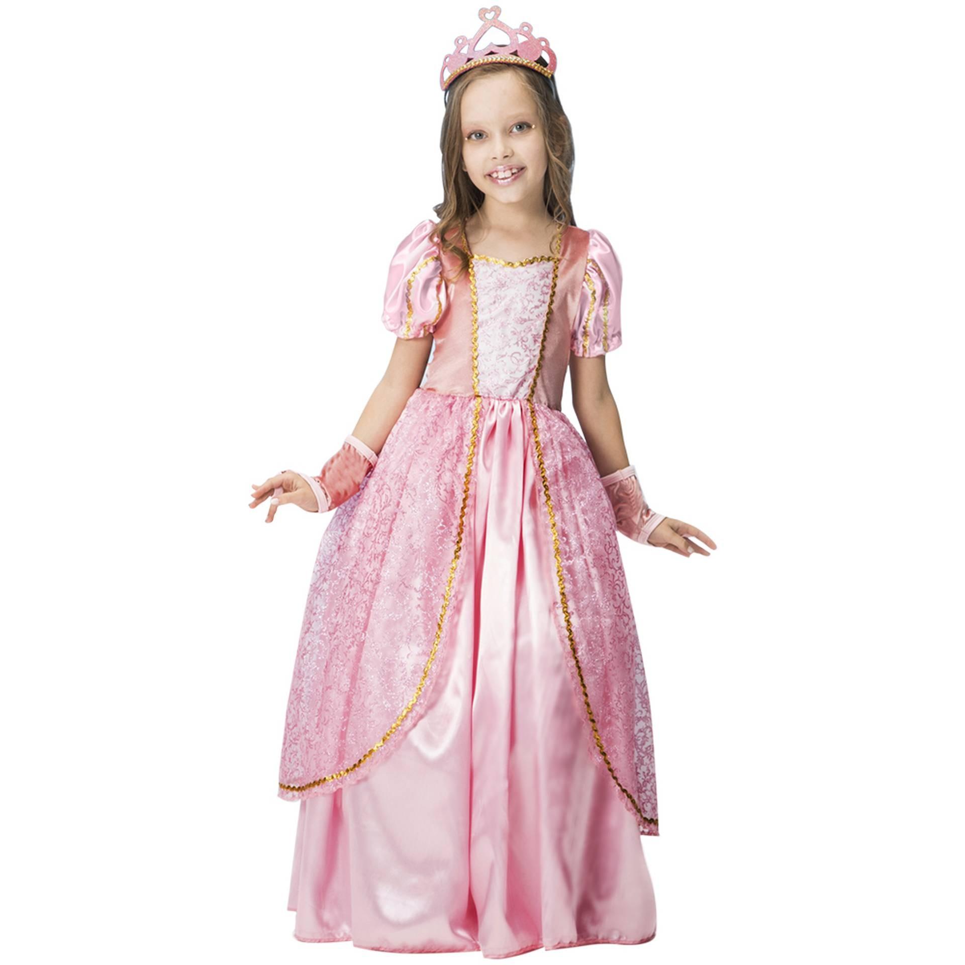 Fantasia da Rainha Velvet com coroa e luvas