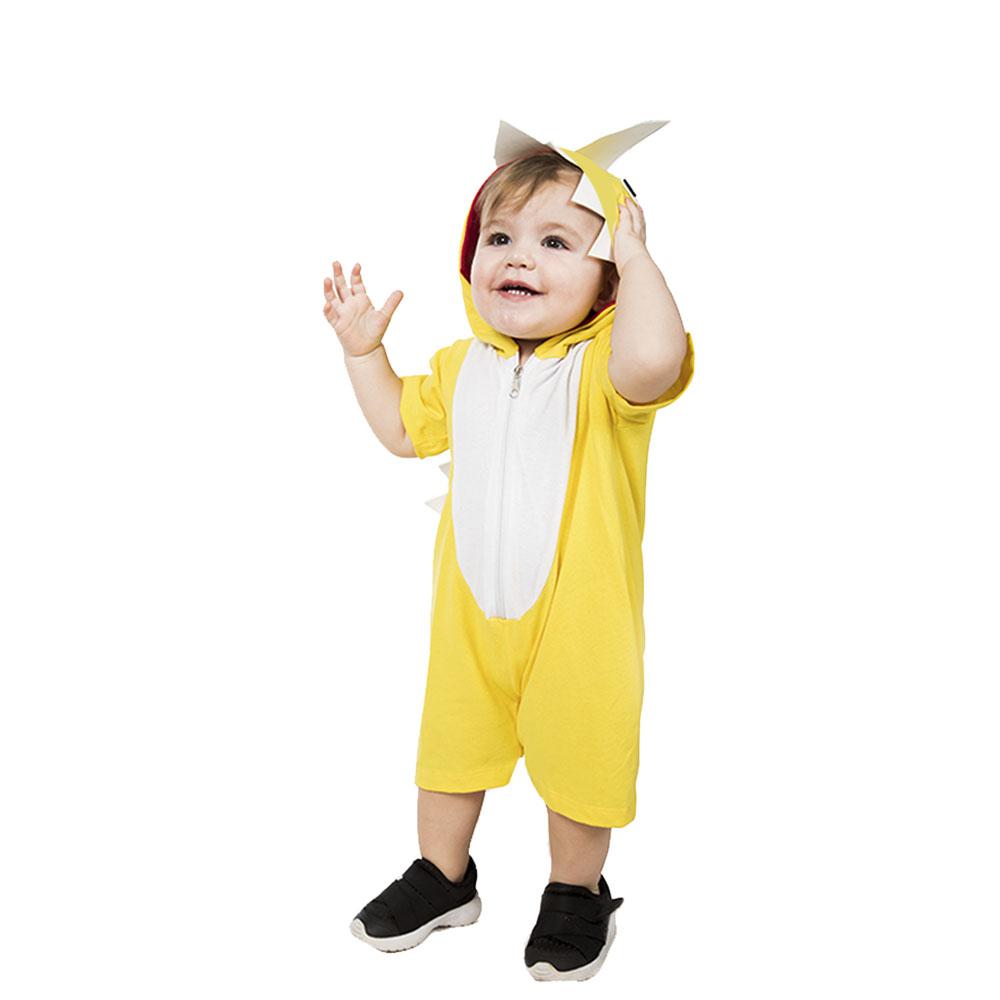 Tubarão Baby Amarelo