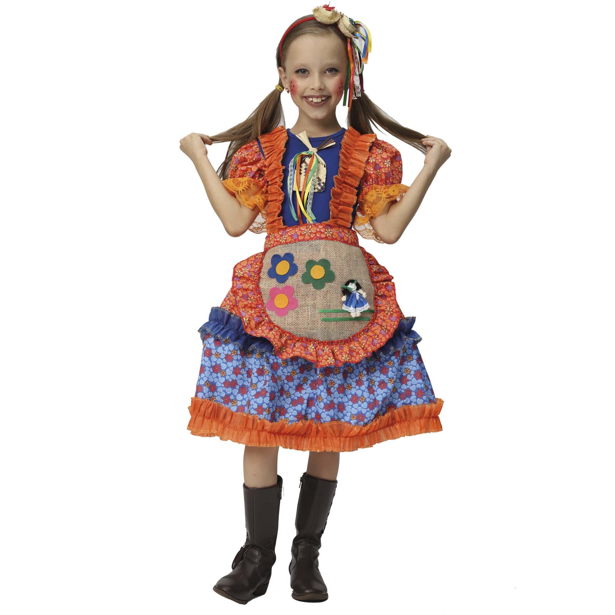 Vestido Junino Valentina