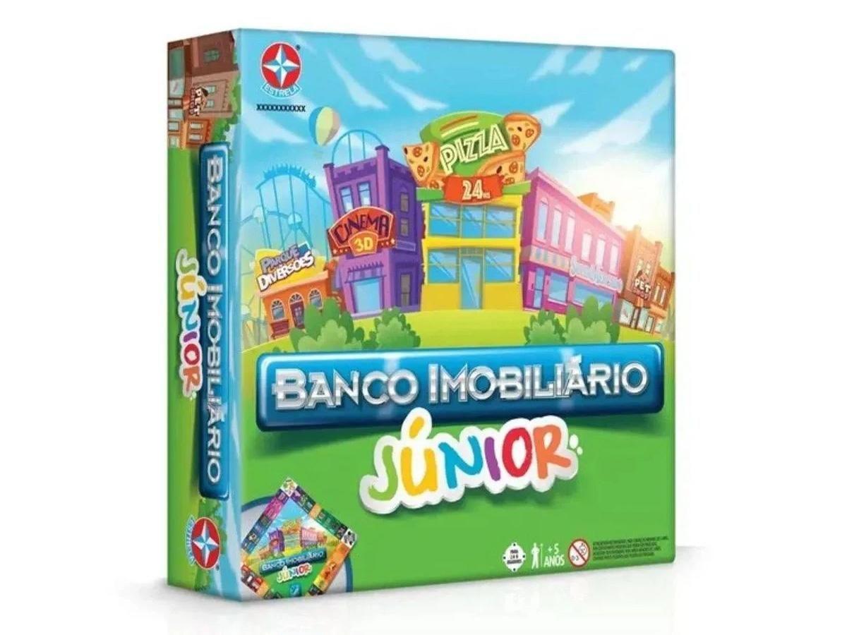 Banco Imobiliário Junior Estrela 1201602800020