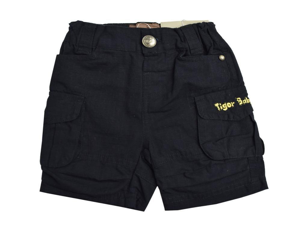 Bermuda Preta Tigor T. Tigre