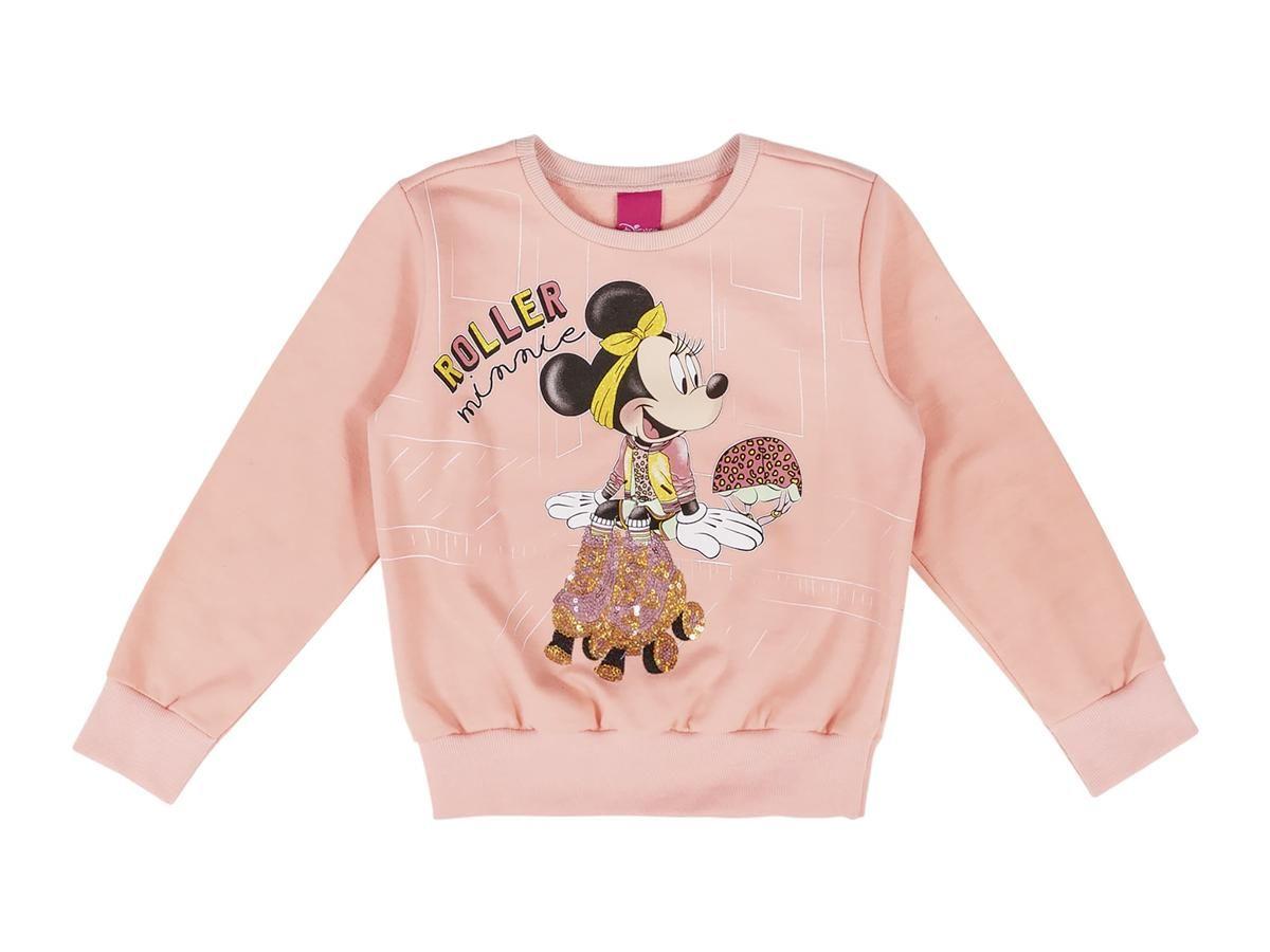 Blusa Minnie Estampada Cativa D10262