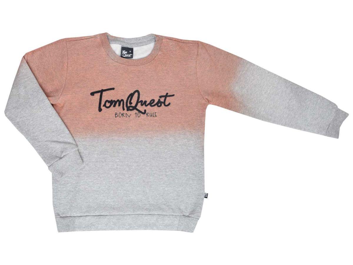 Blusa Moletom Masculina Coral Tom Quest