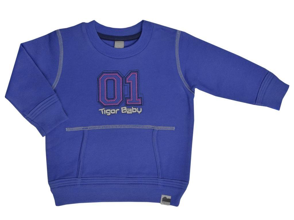 Blusão Azul Tigor T.Tigre Baby