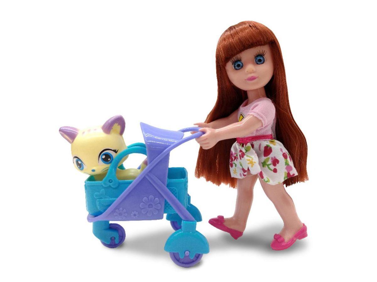 Boneca Candy Pet Park Zoop Toys ZP00208