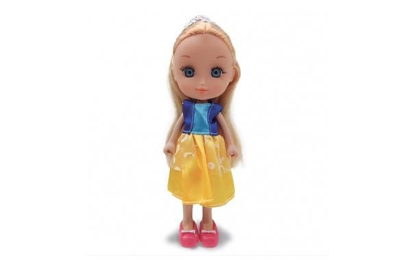 Boneca Mini Princesa Magica Zoop Toys ZP00206