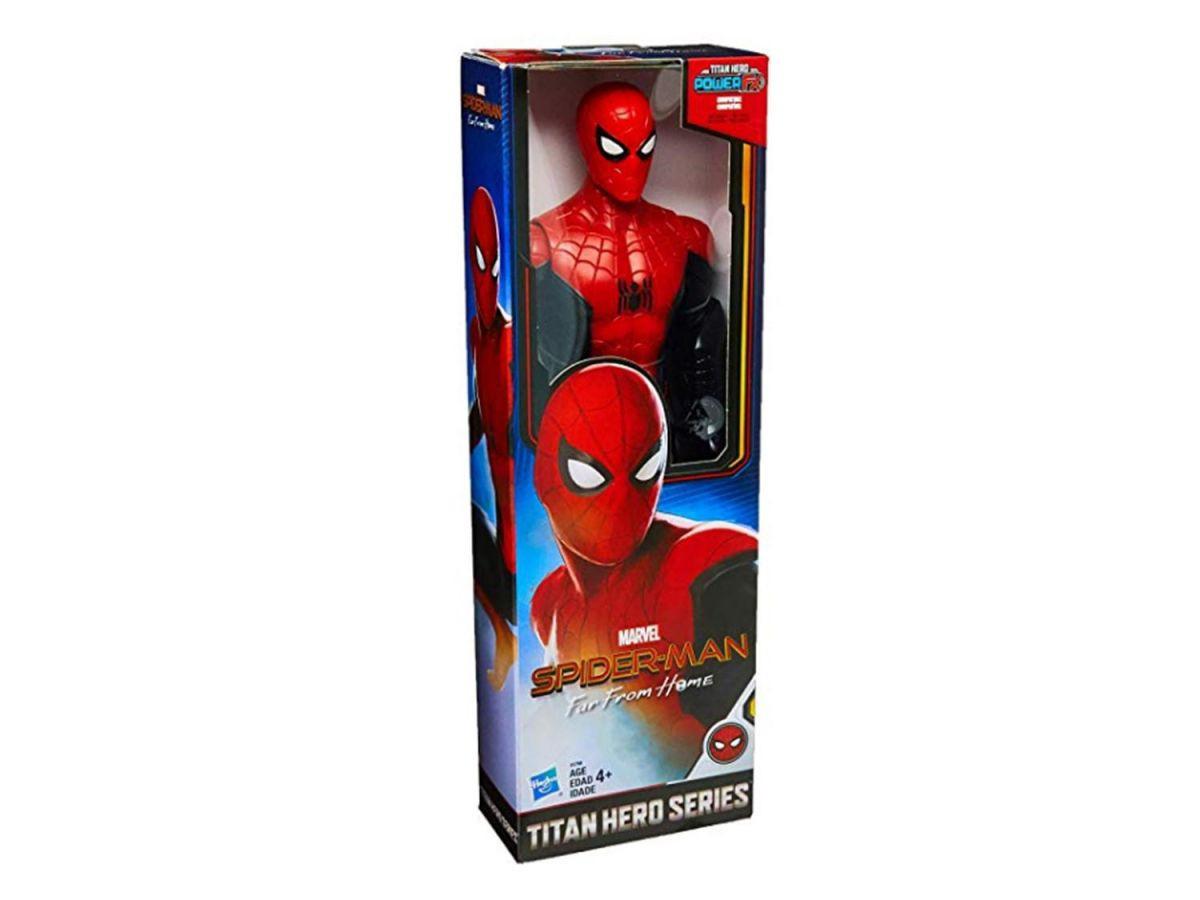 Boneco Homem Aranha Avengers Titan Hero  Original Hasbro E5766
