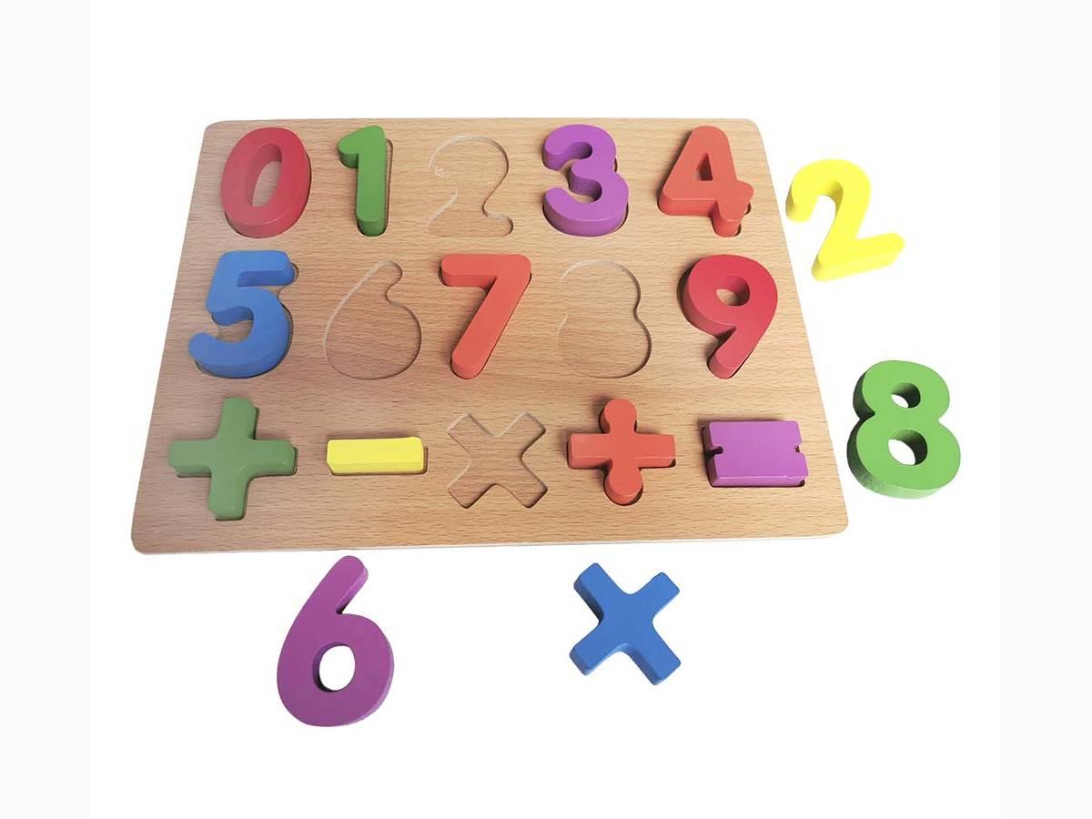 Brinquedo Didático Aprendendo Cores Números - Dmt5730