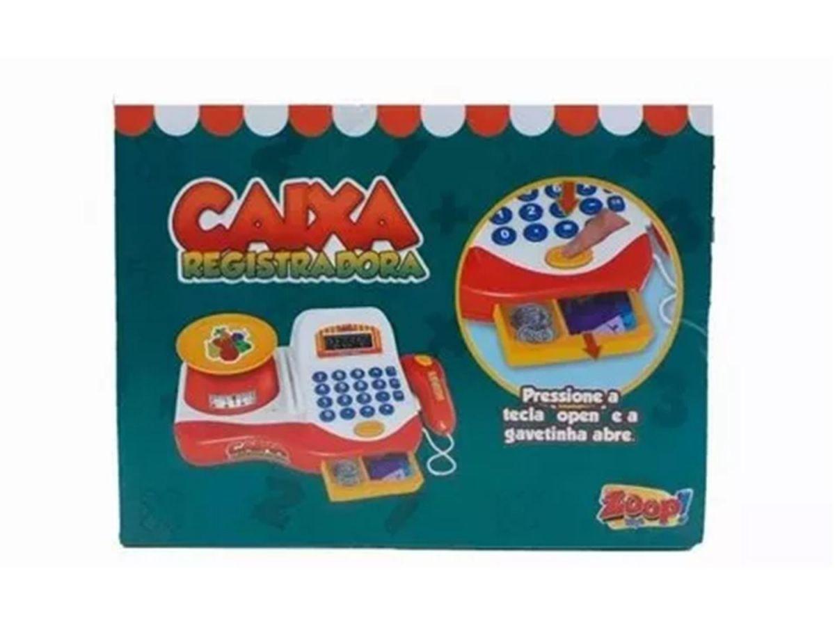 Caixa Registradora Zoop Toys ZP00250
