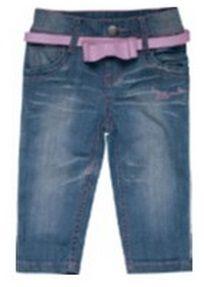 Calça Jeans Com Cinto Lilica Ripilica
