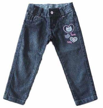 Calça Jeans Feminina Primeiros Passos