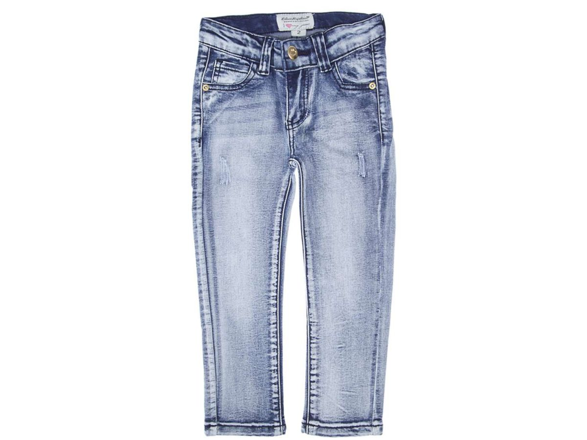 Calça Jeans Lilica Ripilica Azul