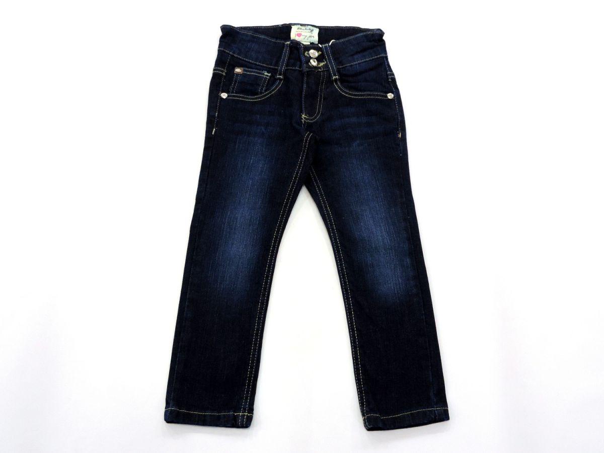 Calça Jeans Paetê no Bolso Lilica Ripilica