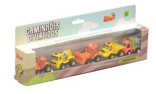 Caminhões Divertidos Zoop Toys ZP00254