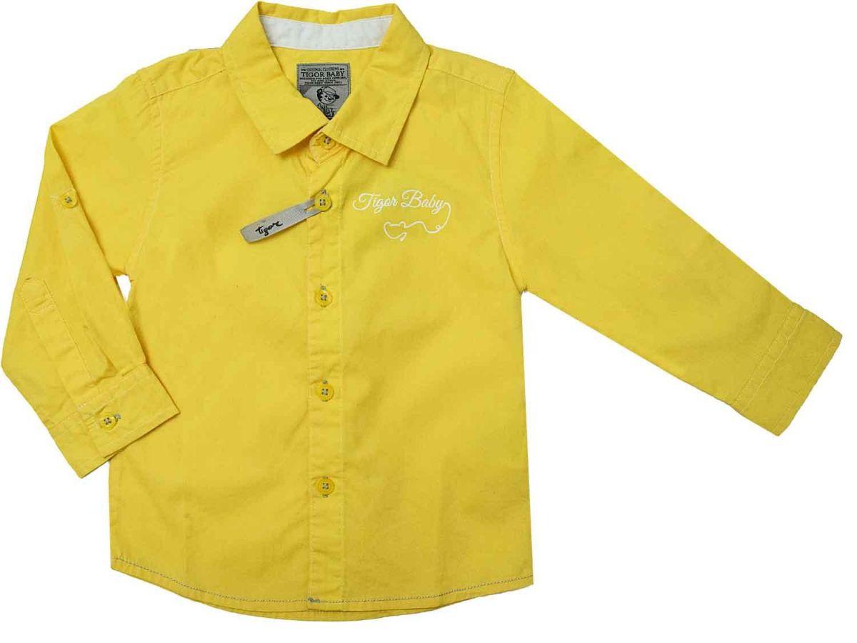 Camisa Manga Longa Tigor T. Tigre 80201235