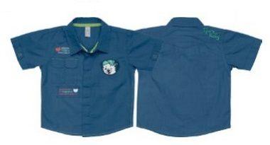 Camisa Masculina Azul Marinho Tigor T. Tigre