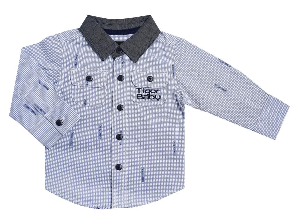 Camisa Polo Tigor T.Tigre Baby