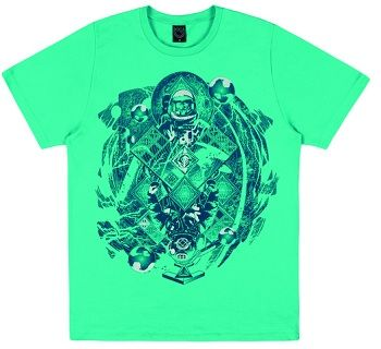 Camiseta Juvenil Masculina - Boca Grande