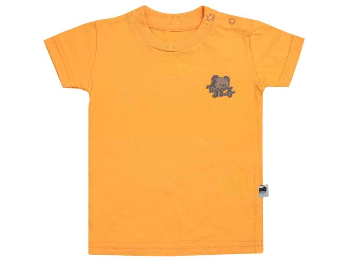 Camiseta Laranja Tigor T.Tigre Baby